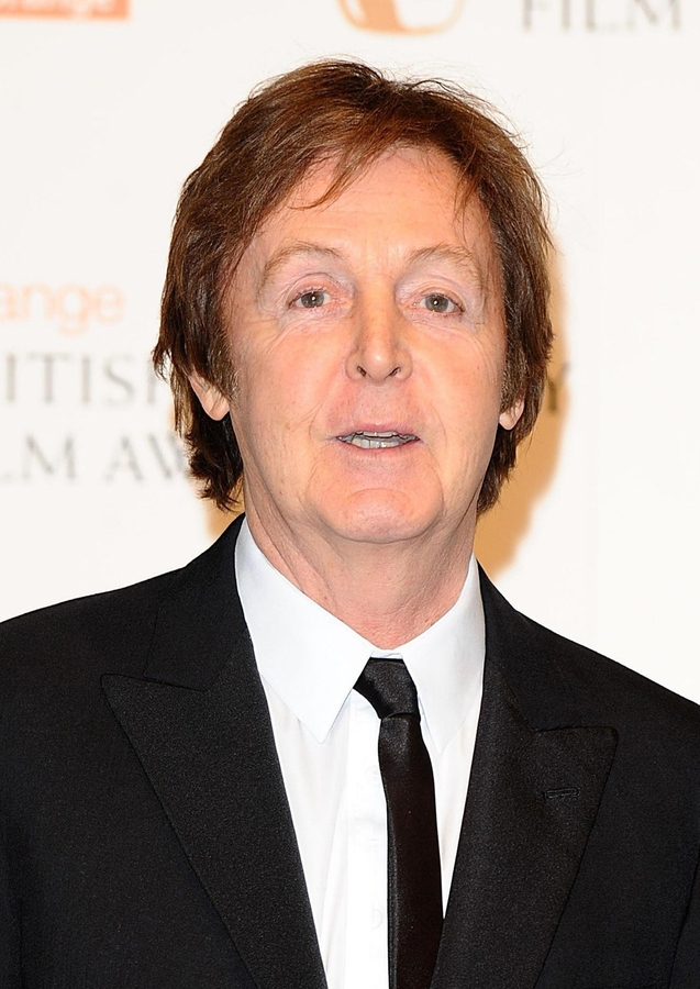 Paul McCartney en Concierto en Saint Louis, MO 2012.